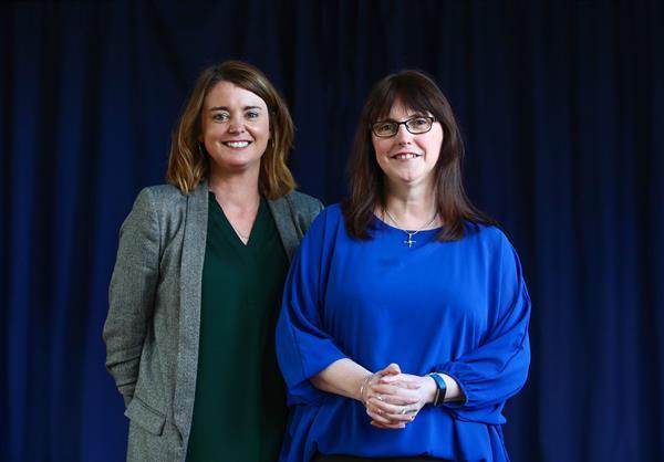 Fáilte ón bPríomhoide & Leas-Phríomhoide / Principals & Vice- Principals Welcome