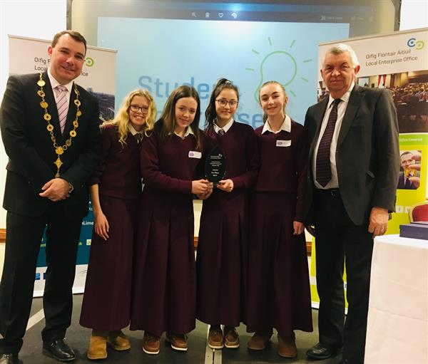 Clár Fiontraíochta na nDaltaí 2019 / Student Enterprise Programme 2019